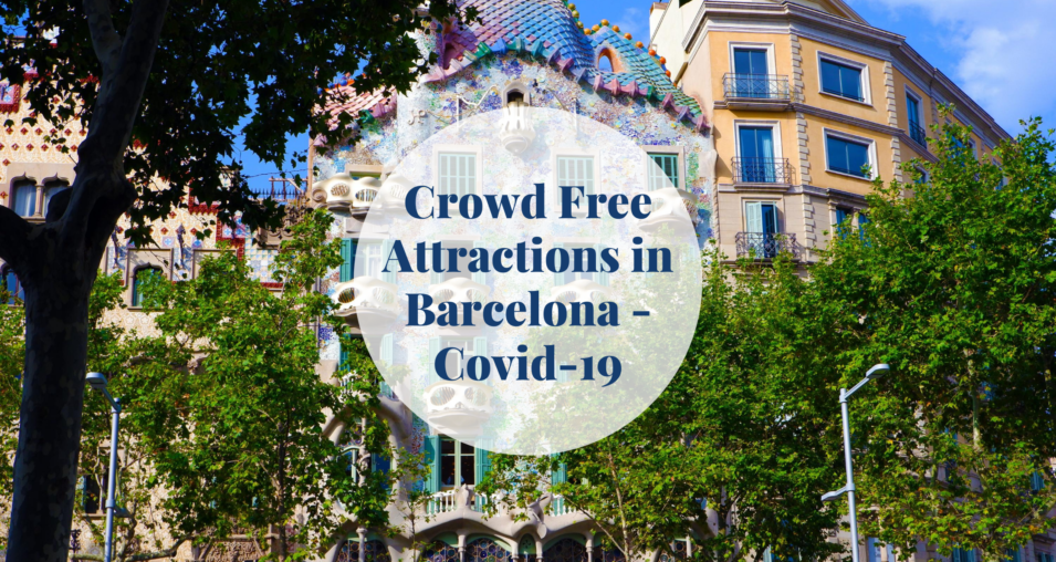 crowd-freed attractions in Barcelona