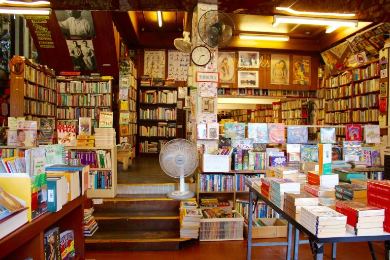 books lovers itinerary