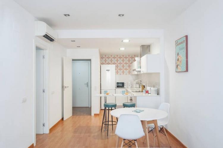 Design apartment Sitges