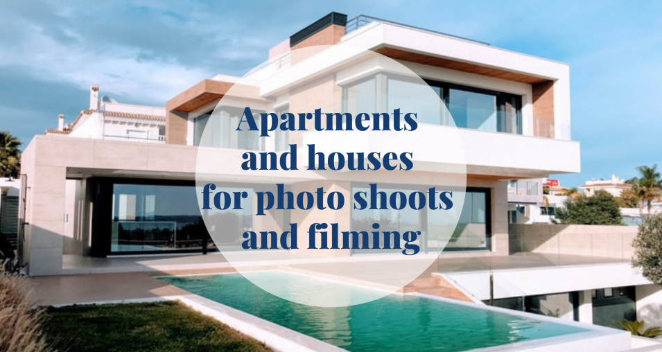 Apartments and houses for photo shoots and filming - Barcelona Home