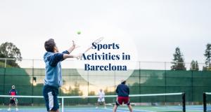 sports activities - Barcelona-home