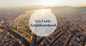 Les Corts Neighbourhood - Barcelona Home