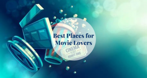 Best Places for Movie Lovers - Barcelona home