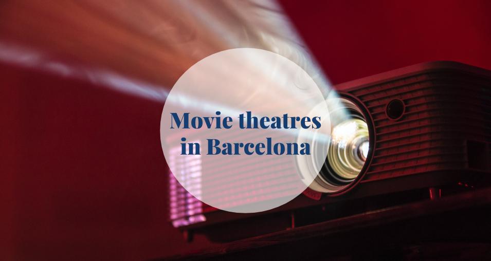 Movie theatres in Barcelona Barcelona-Home