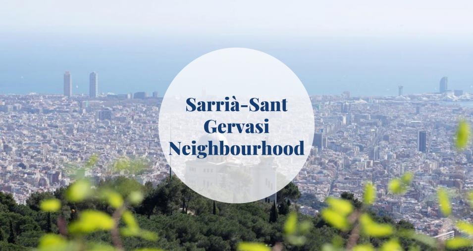 Sarrià-Sant Gervasi - Barcelona-home