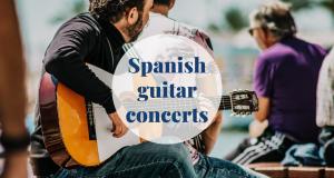 Spanish guitar concerts Barcelona-Home