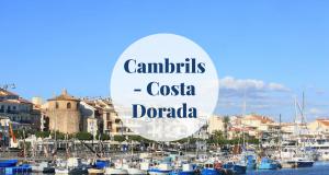 Cambrils - Costa Dorada Barcelona-Home