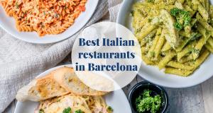 Best italian restaurants in Barcelona Barcelona-Home