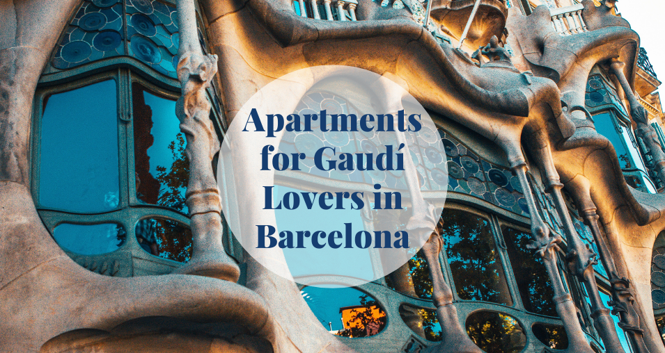 Apartments for Gaudi Lovers in Barcelona Barcelona-Home