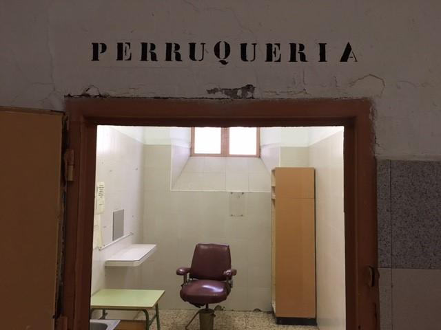 La Modelo prison opens to the public Barcelona-Home