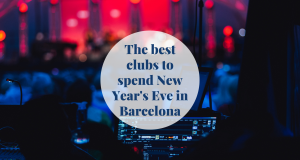 The best clubs to spend New Year's Eve in Barcelona Barcelona-Home