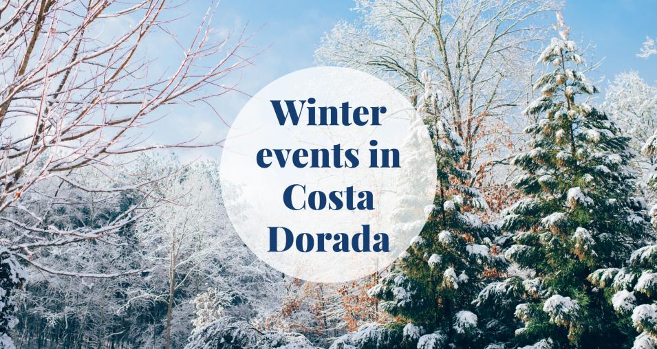 Winter events in Costa Dorada Barcelona-Home