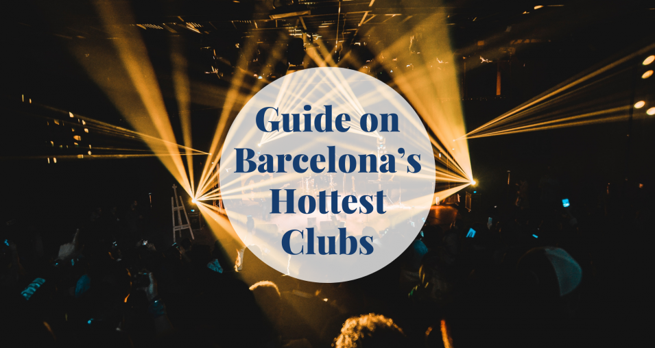 Guide on Barcelona's Hottest Clubs Barcelona-Home