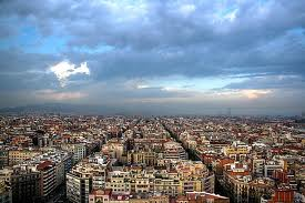 Eixample Barrio Neighborhood in Barcelona