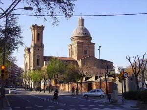 Sant Andreu de Palomar Església