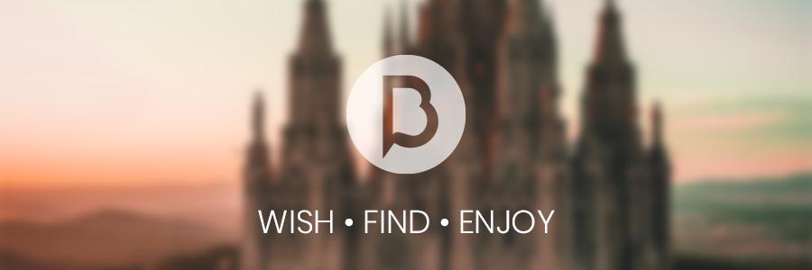 Wish • find • enjoy