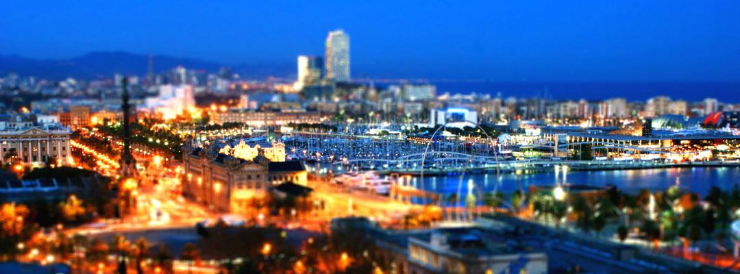 expat in Barcelona
