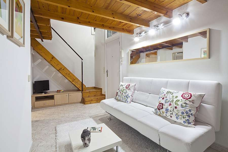 Long term apartments in Barcelona