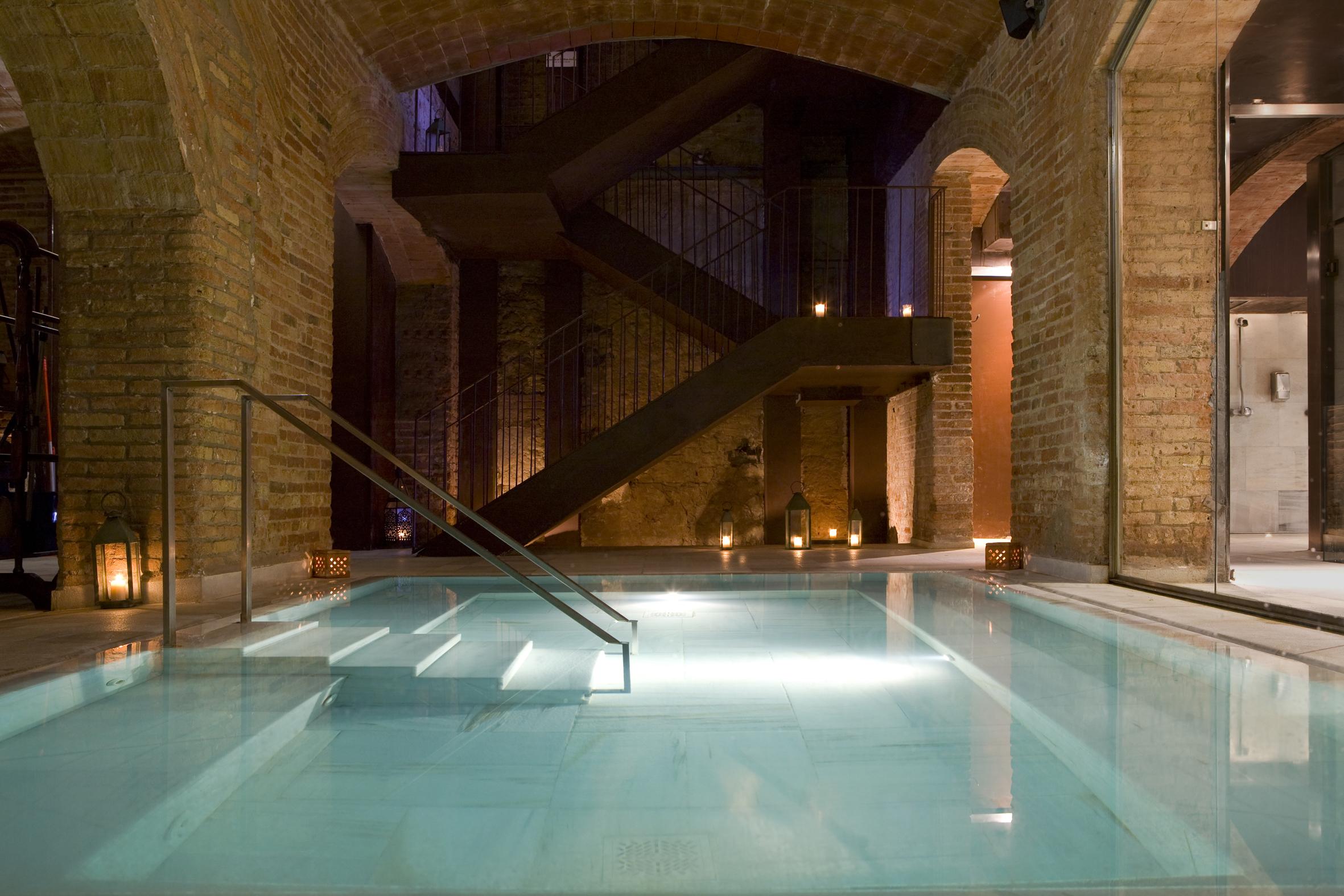 Spas y centros de belleza en barcelona - Spa aguas de barcelona ...