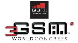 Logo of the 3GSM fair