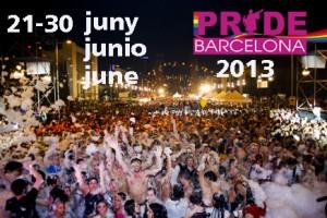 Poster of Pride Barcelona 2013