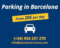 Parking-in-Barcelona