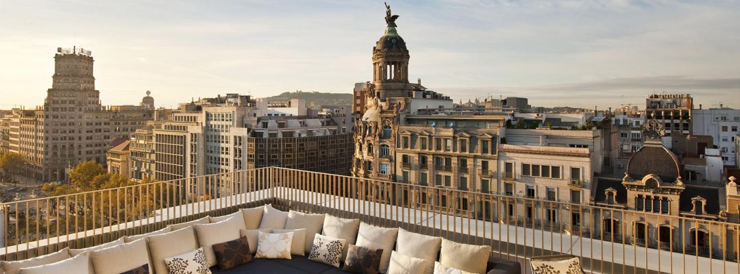 Mietwohnungen mit Terrasse in Barcelona