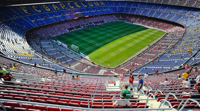 Fc Barcelona Stadium And Museum Experience Barcelona Home