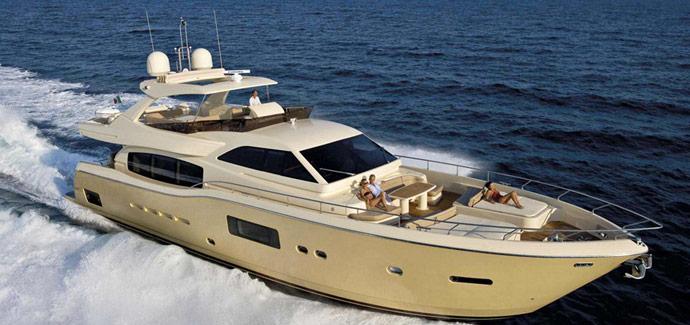 Rent Yachts
