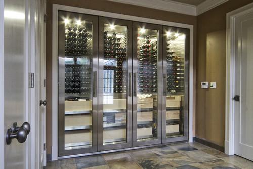 12 spectacular modern home wineries barcelona home. Black Bedroom Furniture Sets. Home Design Ideas