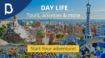 Day life - Tours, activities and more - Barcelona-Home