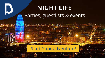Night life - Parties, guestlists and events - Barcelona-Home