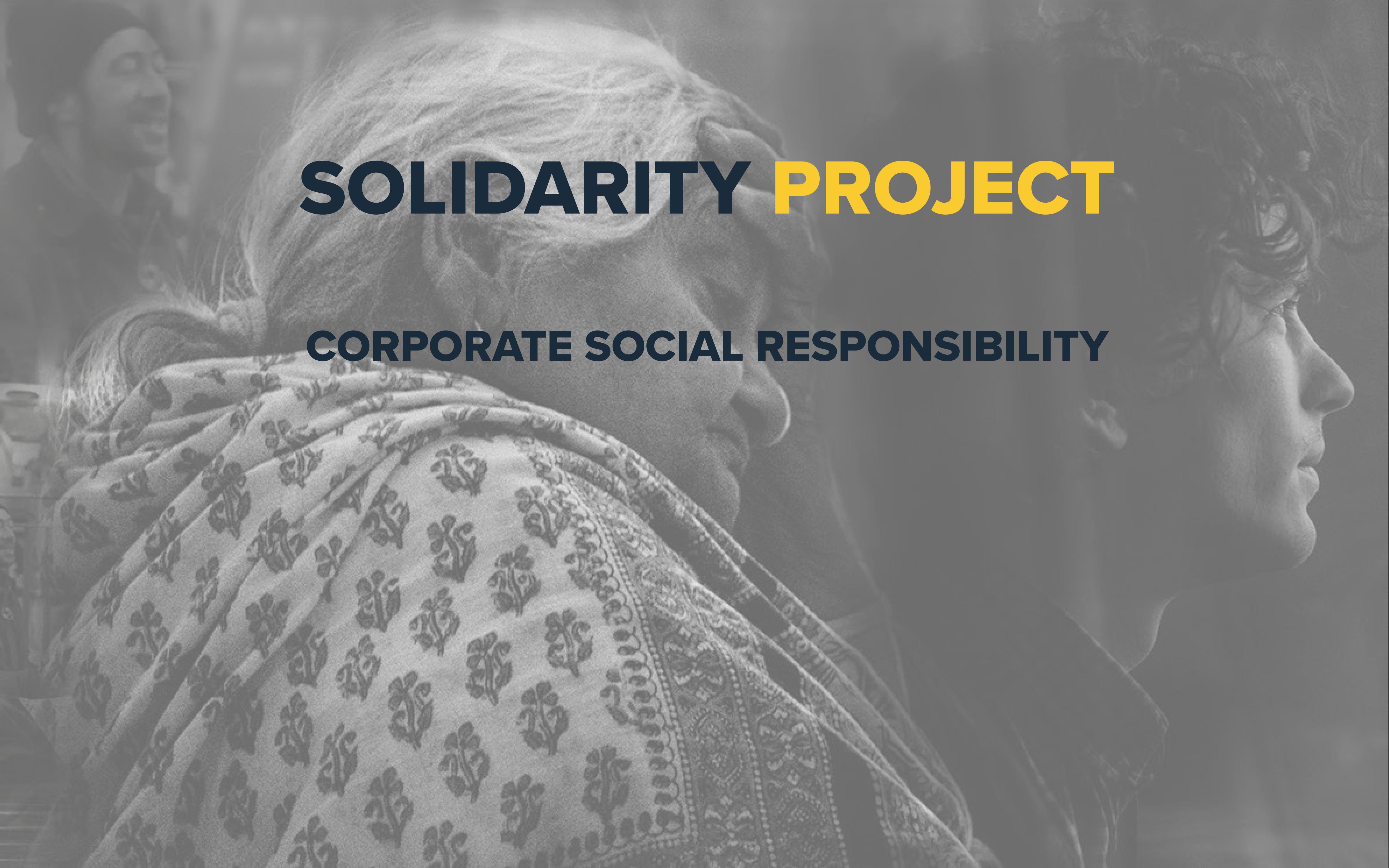 Charity-Projekt - Corporate Social Responsibility