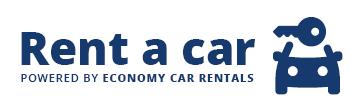 car renting banner