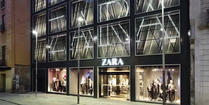 zara events and guide barcelona