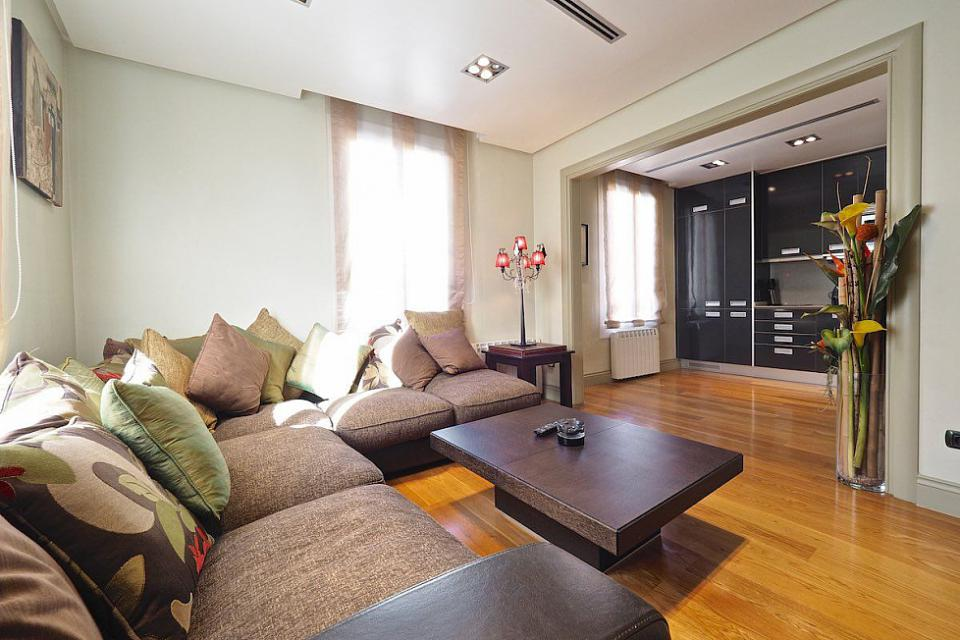 Apartment in sarri sant gervasi events and guide barcelona for Pisos en sarria barcelona