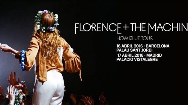 florence and the machine upcoming events