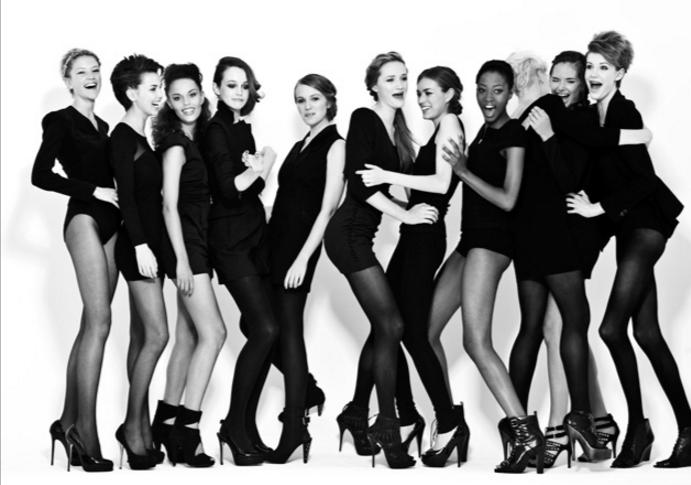 модельное агентство elite models