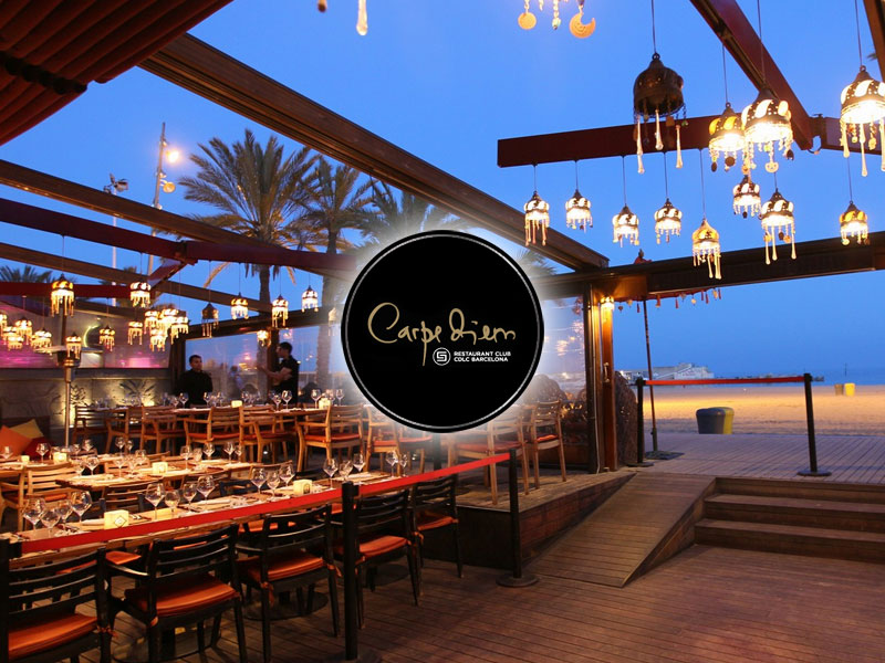 Cdlc monday events and guide barcelona for Carpe diem lounge club barcelona