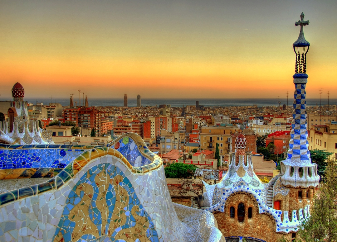 7ecf4fb9cce A gap in the schedule makes it possible to visit the Park Güell for free