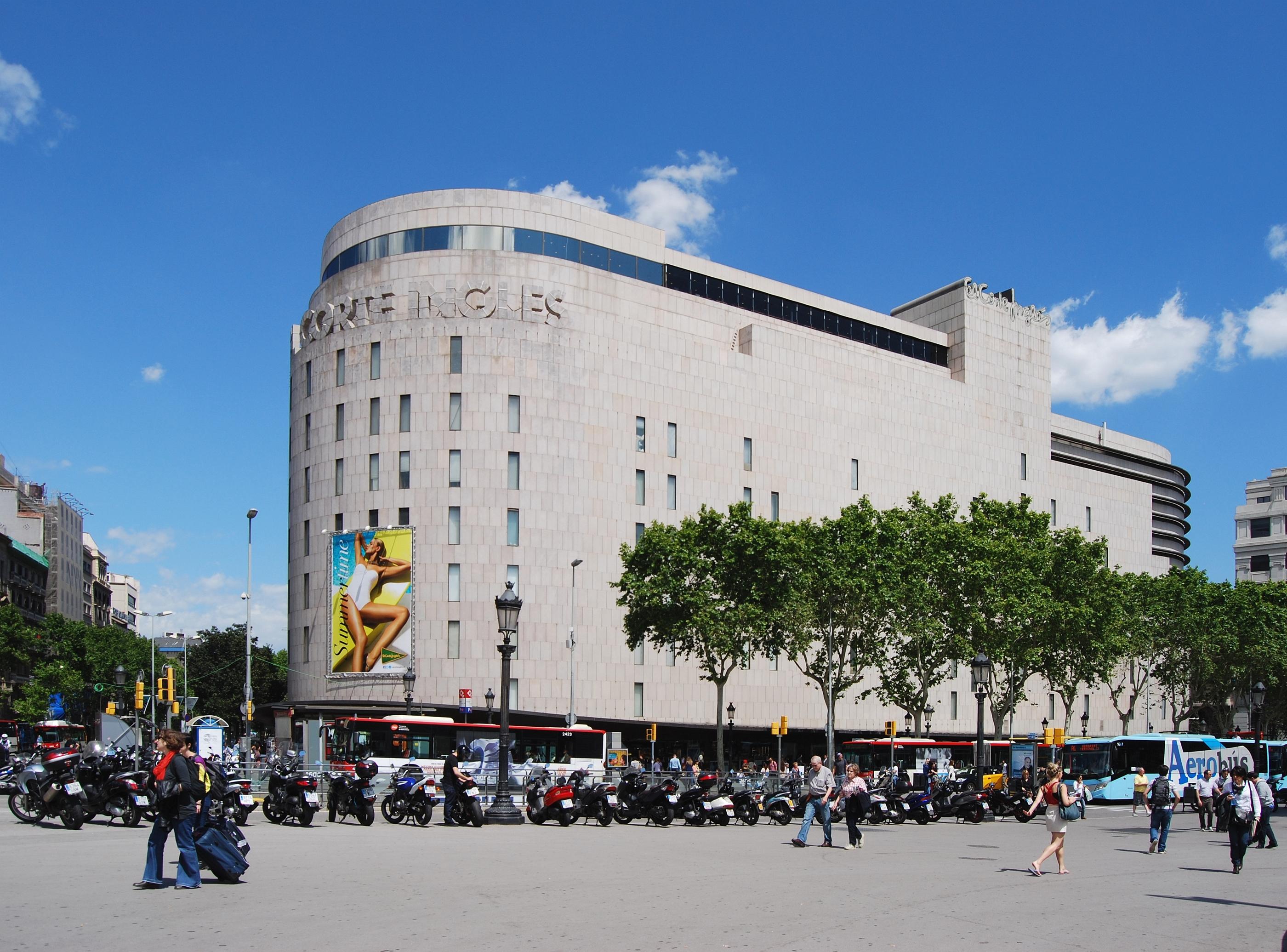 El Corte Inglés Barcelona - Events and Guide Barcelona