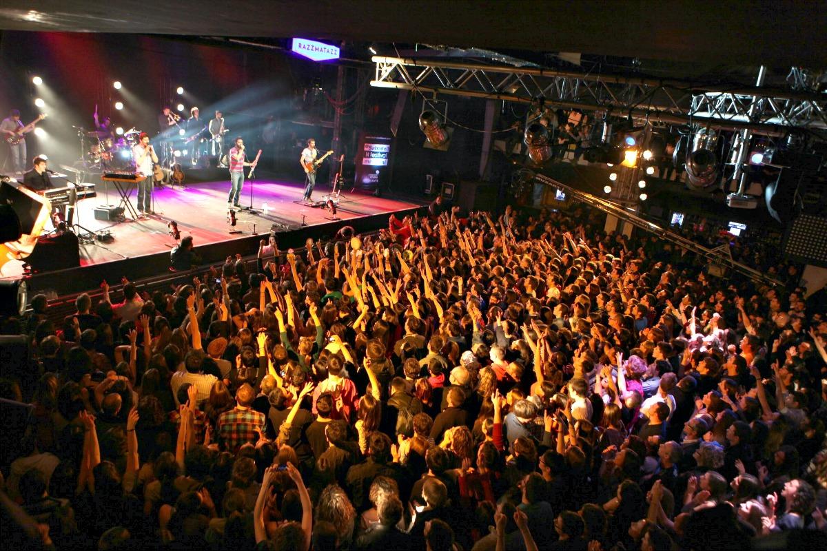 Nightclub razzmatazz barcelona directory barcelona home for Night club barcelona
