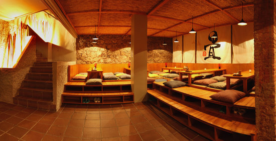 Barcelona The Tatami Room
