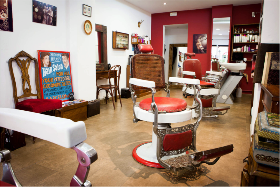 Anthony Llobet English Hair Salon - Directory Barcelona-home