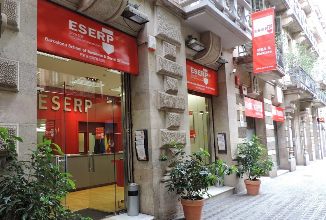 Eserp business school events and guide barcelona for Business school madrid
