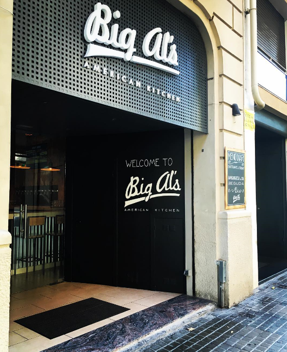 Big Al S American Kitchen Events And Guide Barcelona Home