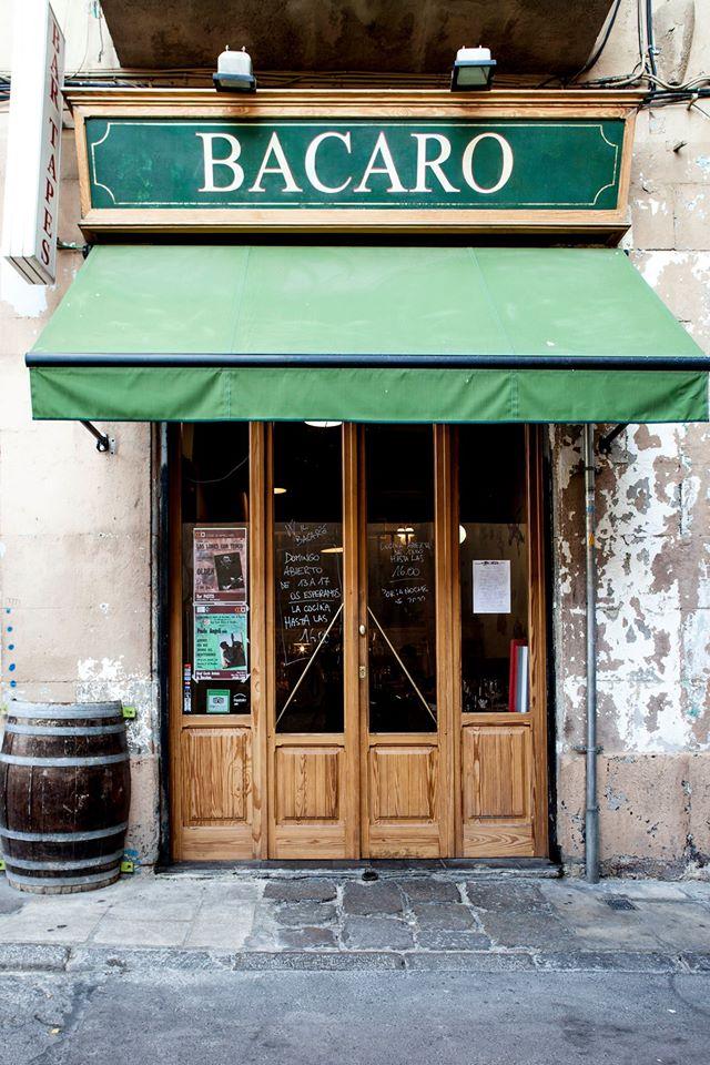 Italian Foods Near Me: Bacaro Italian Restaurant Barcelona
