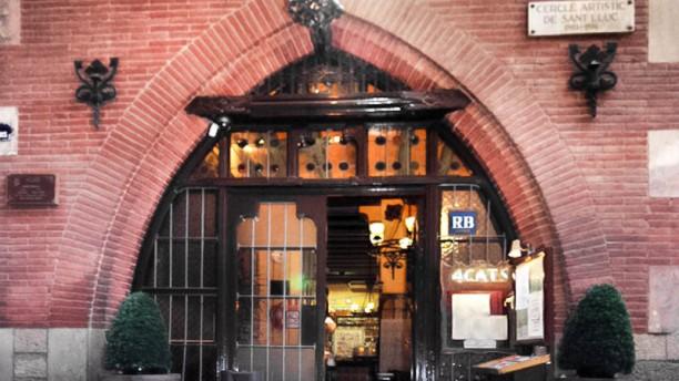 Restaurant Gats Barcelona : Restaurant els gats à barcelona avis menu et prix