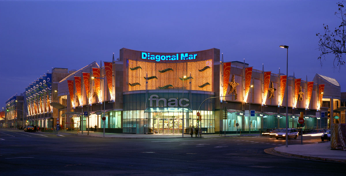 Diagonal mar shopping centre events and guide barcelona - Centro comercial illa diagonal ...
