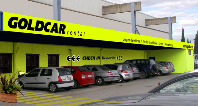 Car Rental Barcelona Airport Terminal